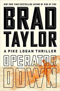 "Brad Taylor, ""Operator Down"""