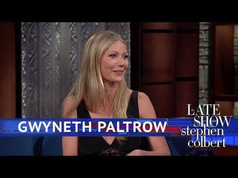 Shame On You, Stephen Colbert!