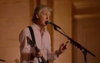 How Is McCartney #1?
