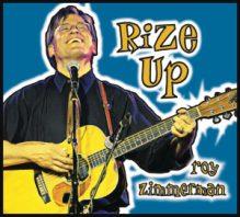 "Album Recommendation: Roy Zimmerman ""RiZe Up"""