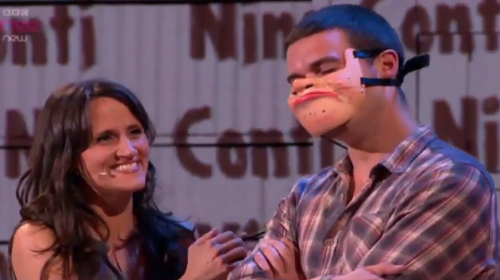 Picture Of The Day: Nina Conti