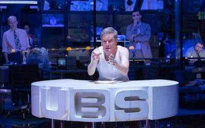 """Theater Review: """"Network"""""""