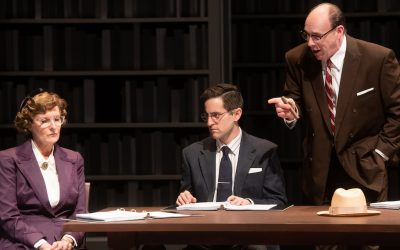 """Theater Review: """"Alabama Story"""""""