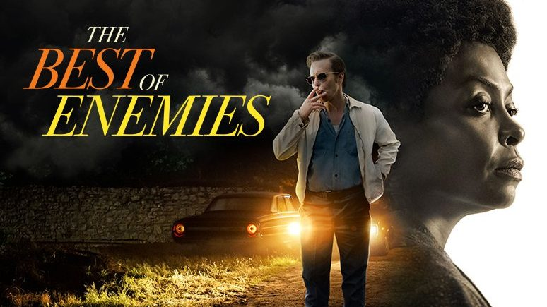 "Movie Review: ""The Best Of Enemies"""