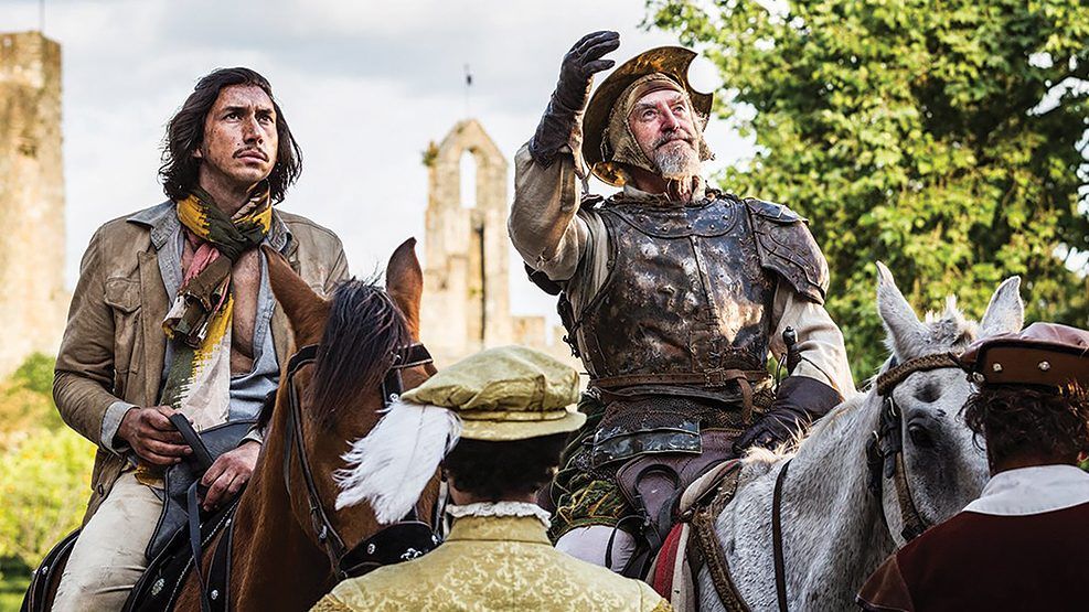 "Movie Review: ""The Man Who Killed Don Quixote"""