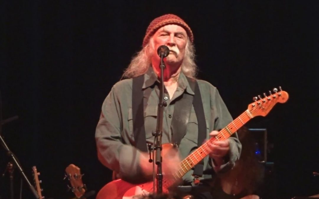 Concert Review: David Crosby