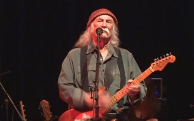 Concert Review: David Crosby