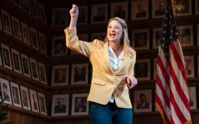 """Theater Review: """"What The Constitution Means To Me"""""""