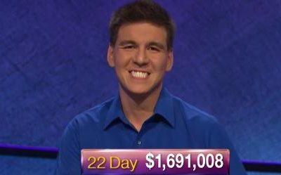 The Jeopardy Grin Of James Holzhauer