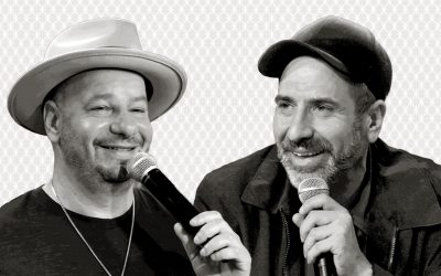Review: Jeff Ross and Dave Attell