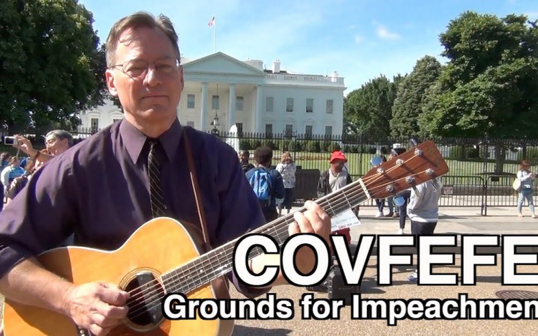 """Picture Of The Day: """"Grounds For Impeachment"""""""