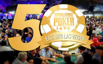 My Last WSOP For A While