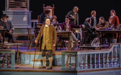 "Theater Review: ""1776"" At The Muny"