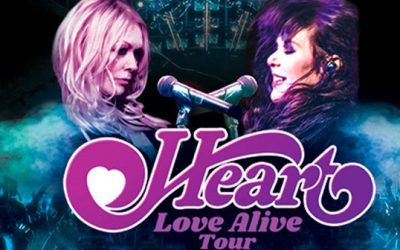 Concert Review: Heart & Sheryl Crow