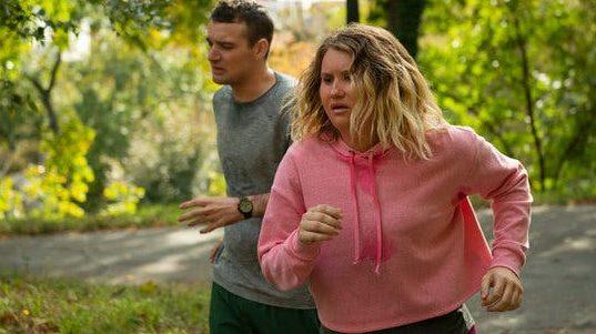 "Movie Review: ""Brittany Runs A Marathon"""