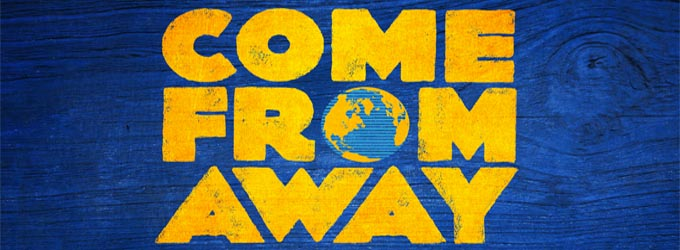 """Picture Of The Day: """"Come From Away"""""""
