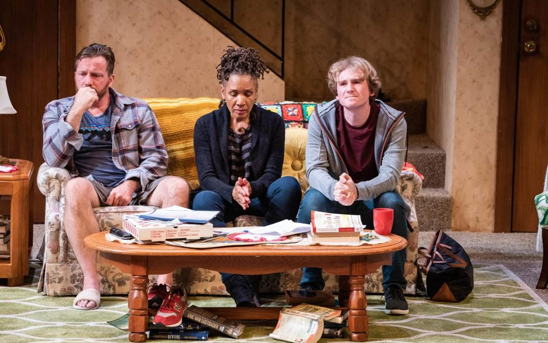 """Theater Review: """"The Lifespan Of A Fact"""""""