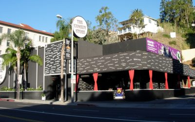 A Night At The Comedy Store