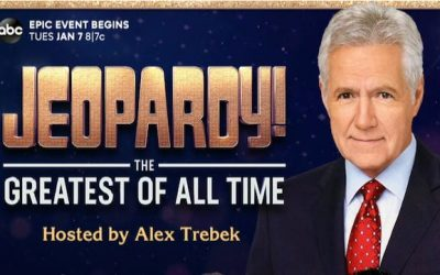 """Who Is """"Jeopardy Goat""""?"""
