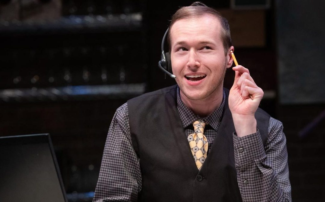 """Theater Review: """"Fully Committed"""""""