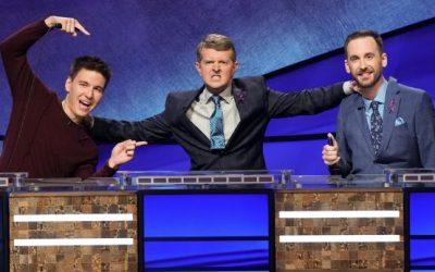 Three Jeopardy Goats Tough