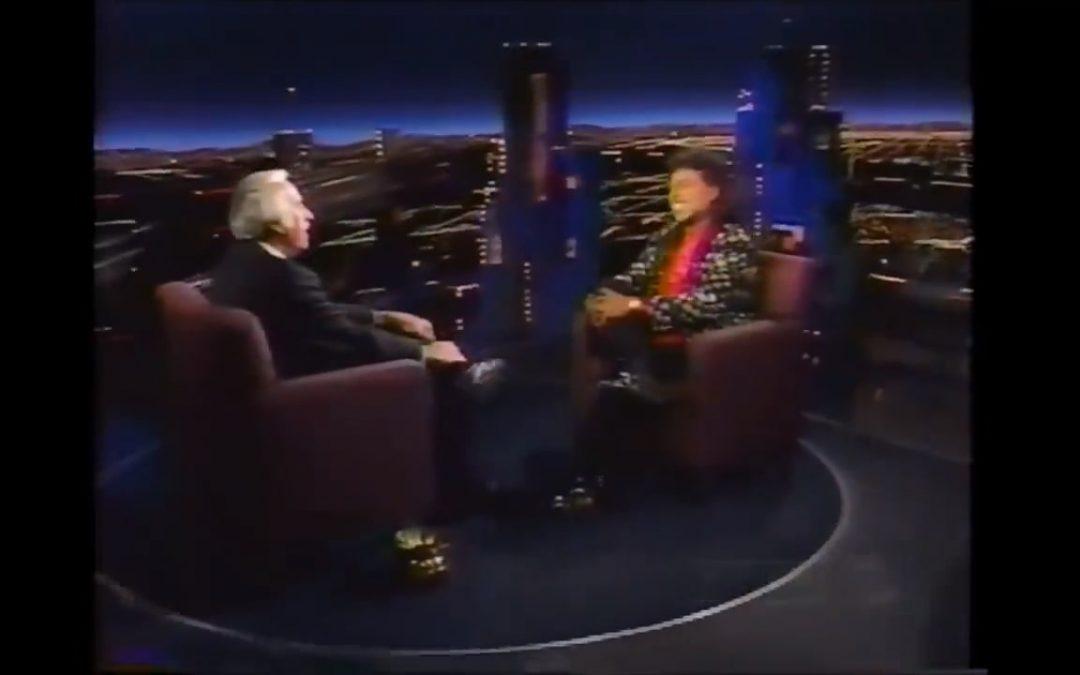 Tom Snyder & Little Richard