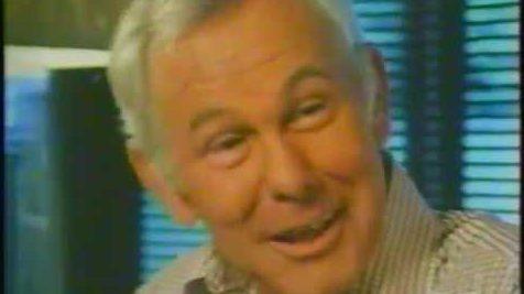 POTD: Johnny Carson on 60 Minutes