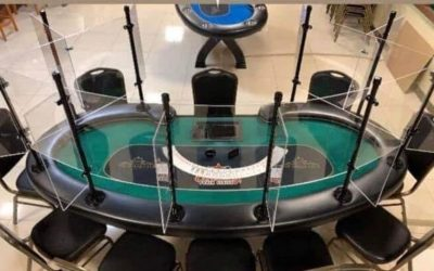POTD: Plexiglass Poker