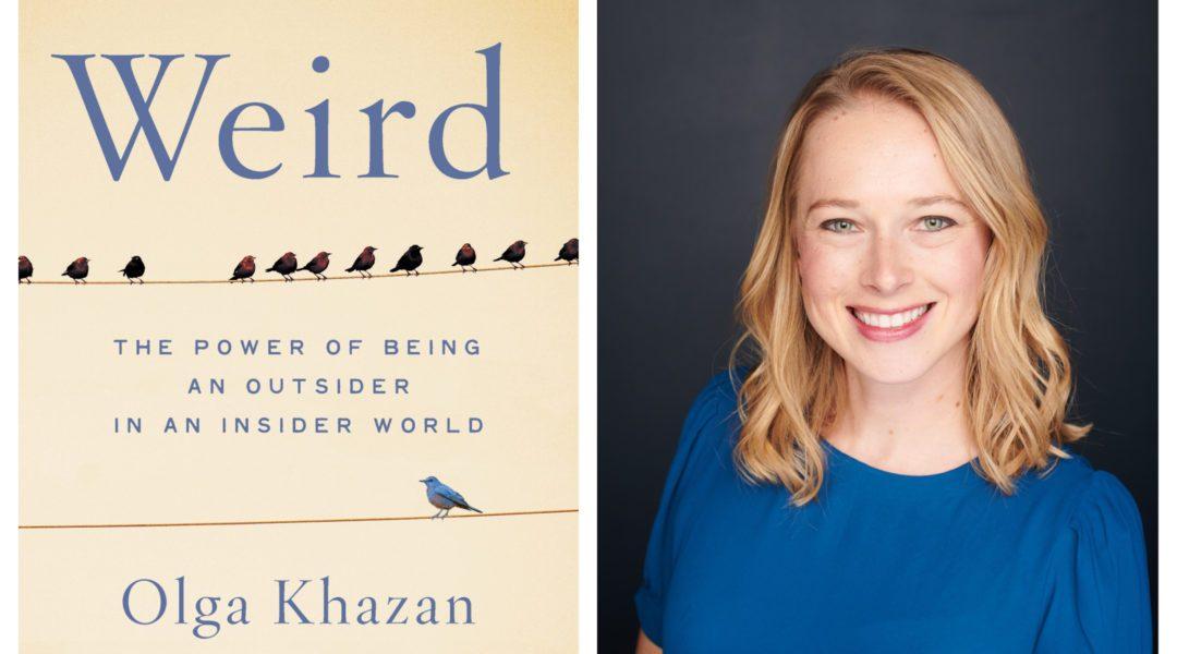 """Book Review: """"Weird"""""""