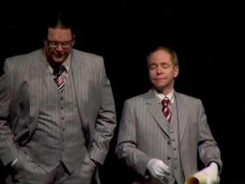 POTD: Penn & Teller & The Flag