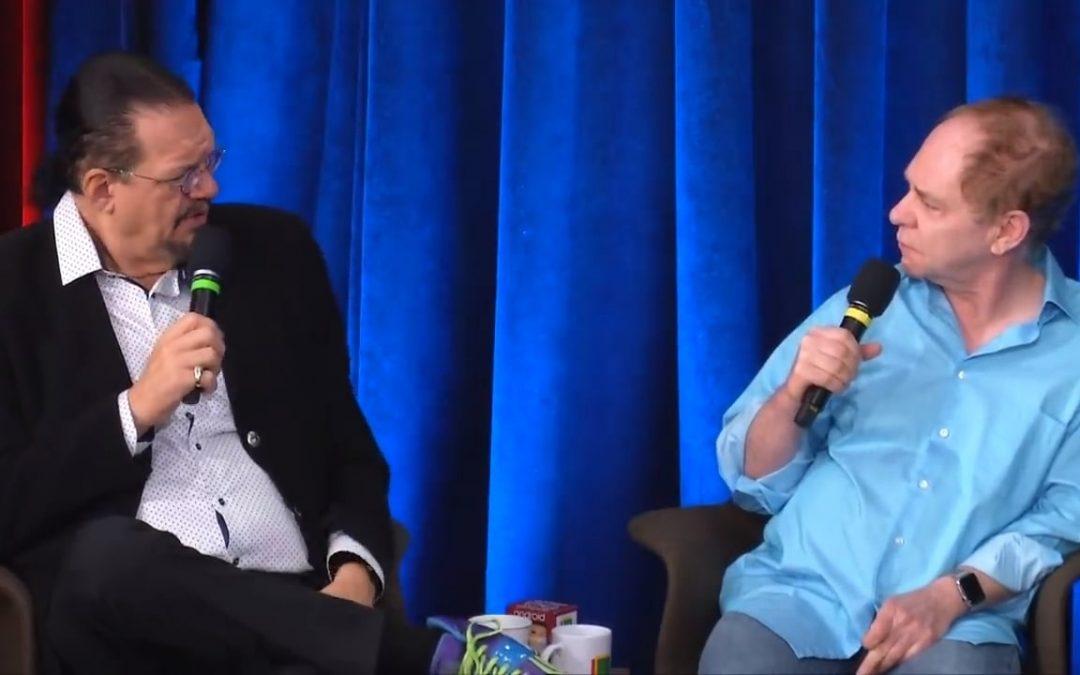 POTD: Penn & Teller At Google