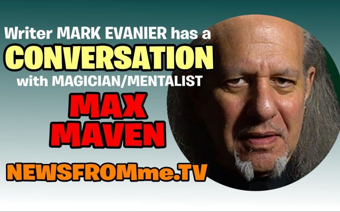 POTD: Mark And Max On Magic