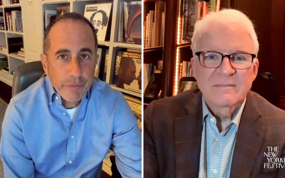 POTD: Jerry Seinfeld & Steve Martin