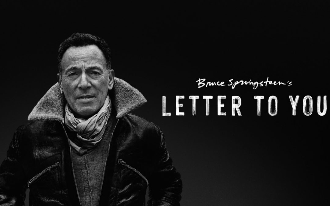 """Bruce Springsteen's """"Letter To You"""""""