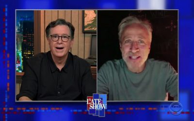 Colbert and Stewart Disappoint