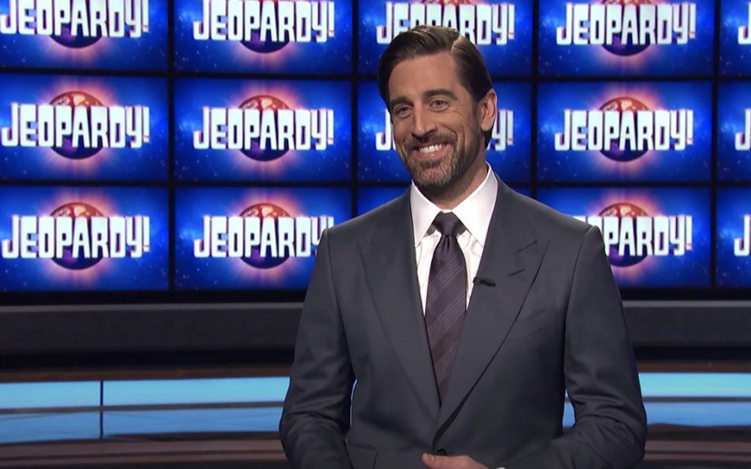 Jeopardy's Temporary Quarterback