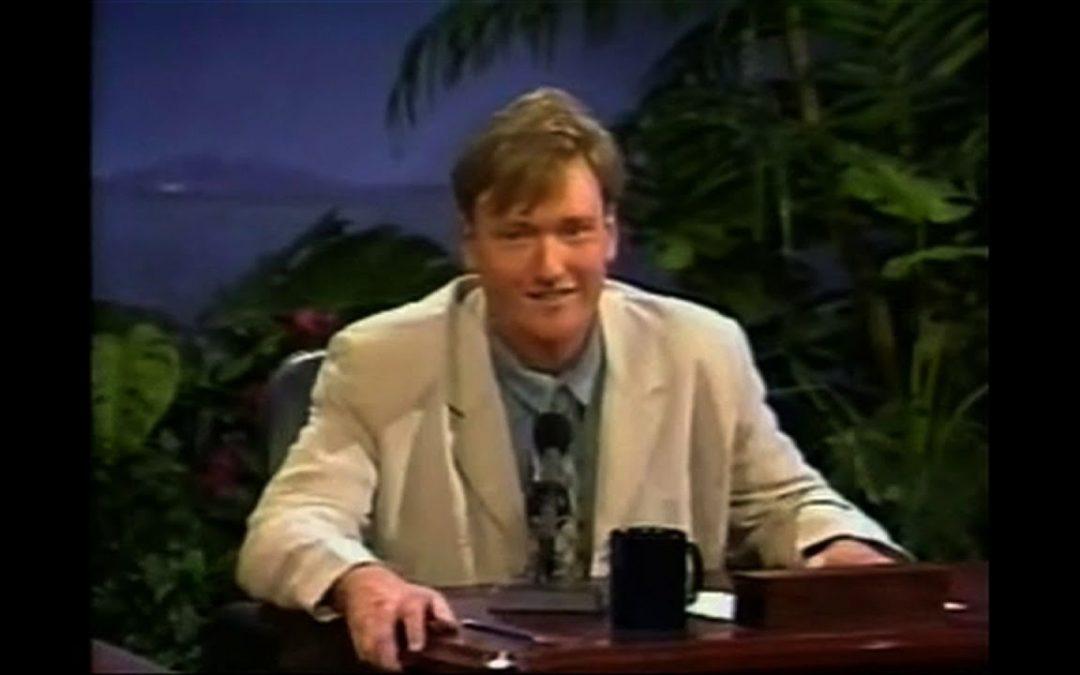 My Conan O'Brien Story