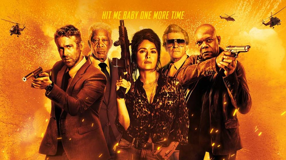 """Movie Review: """"The Hitman's Wife's Bodyguard"""""""