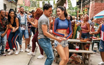 """Movie Review: """"In The Heights"""""""