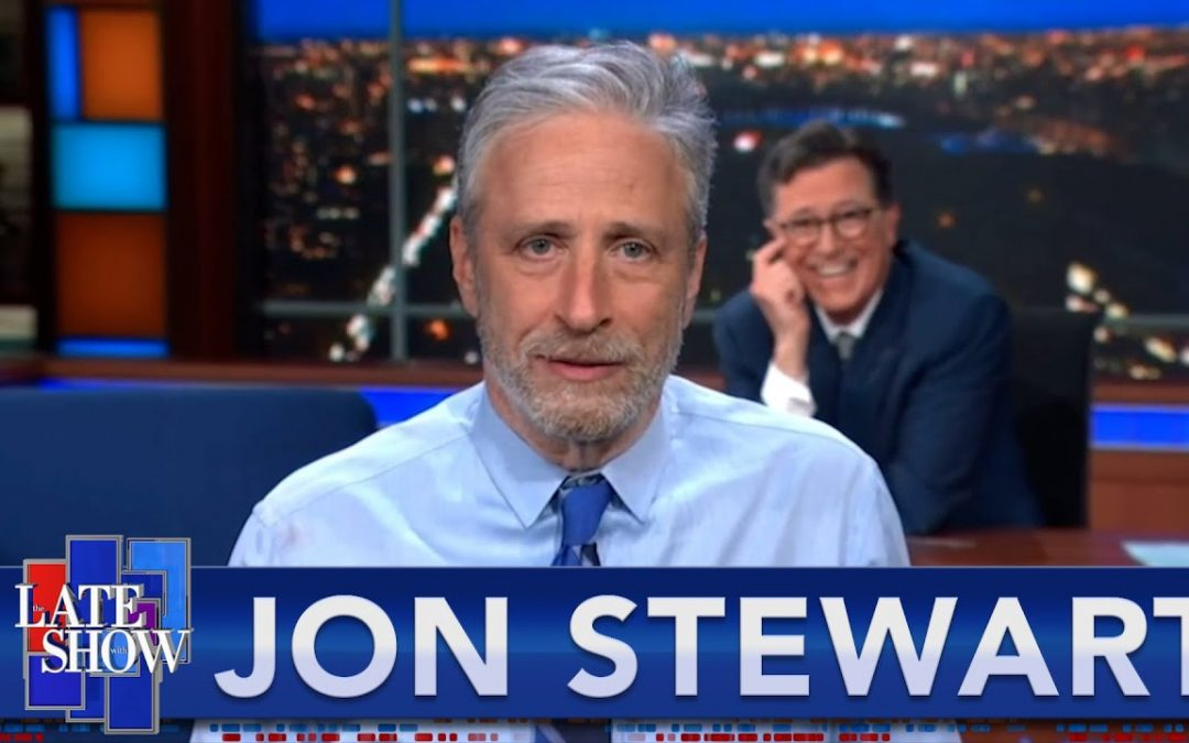 Jon Stewart's Ridiculous Rant