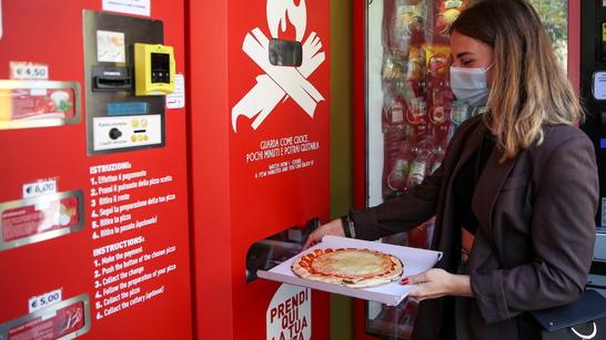 Pizza Resistance