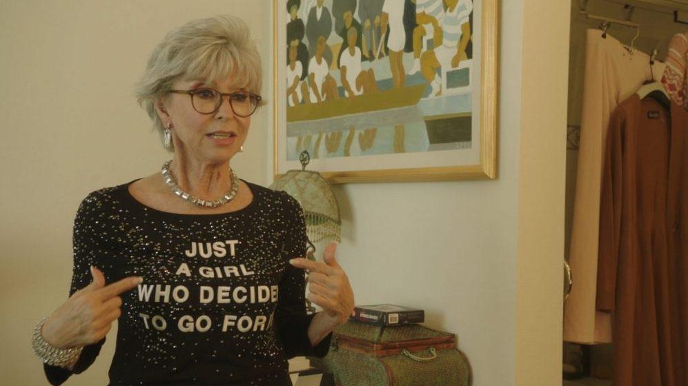 Movie Review: A Rita Moreno Documentary