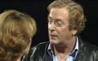 Michael Caine on Film Acting