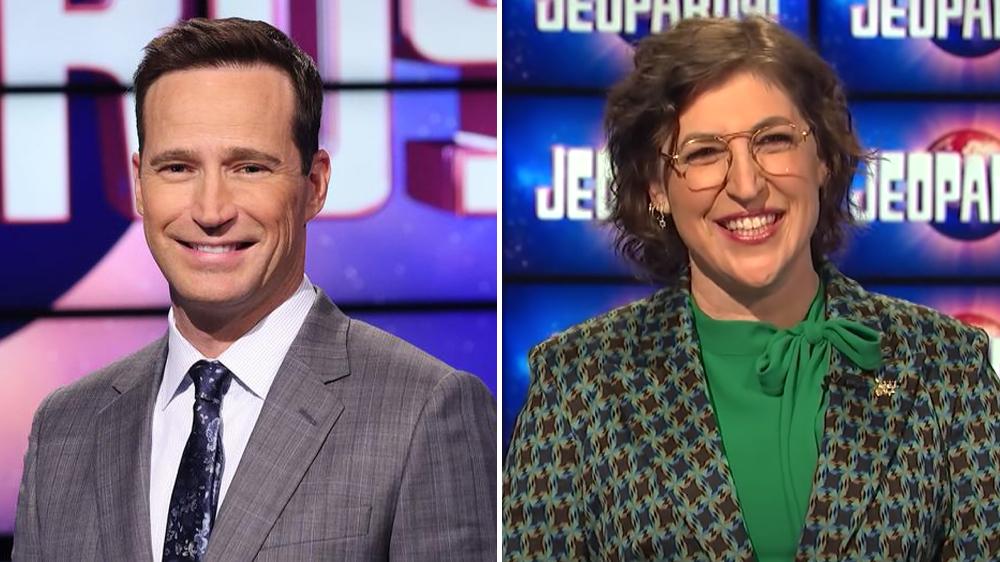 "Double ""Jeopardy!"" Hosts"