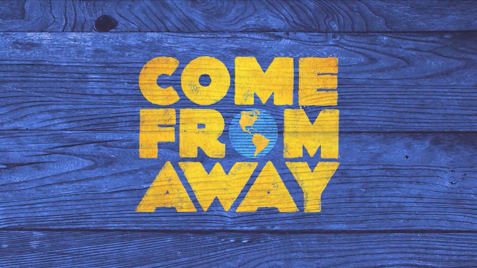 """""""Come From Away"""" Comes To TV"""