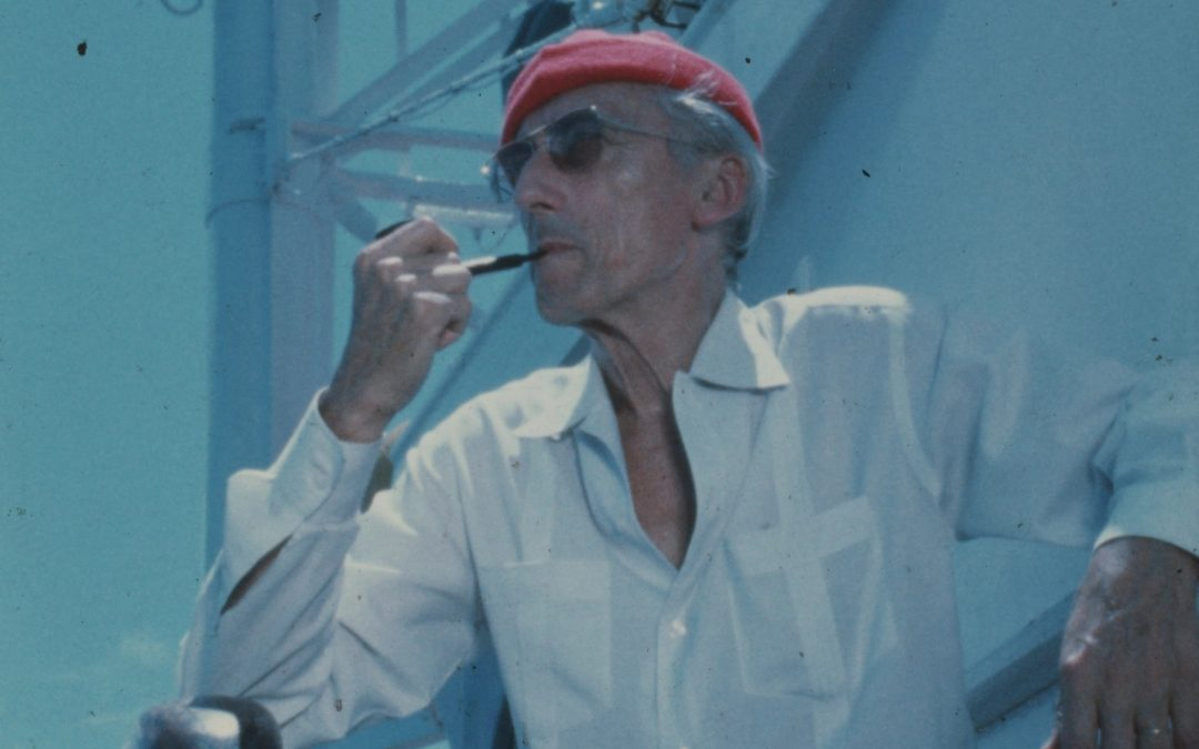 """Movie Review: """"Becoming Cousteau"""""""